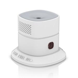 HEIMAN HS1CA беспроводной Zigbee умный датчик окиси углерода CO детектор работает с домашним помощником
