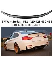 High Quality Carbon Fiber Spoiler For BMW 4 Series F32 420 428 430 435 2014 2015