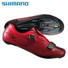 SHIMANO SH RC7 SPD SL Road Bike Shoes Riding Equipment Bicycle Cycling Locking Shoes
