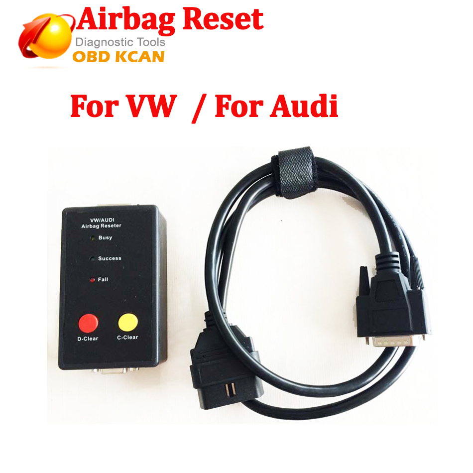 Best Vag Airbag Reset For Vw For Audi /VAG OBD2/Airbag Reset Tool High Quality Low Price Free Shipping