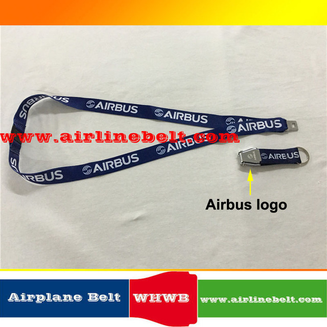 Airbus/Boeing Lanyard  ID Card Holder
