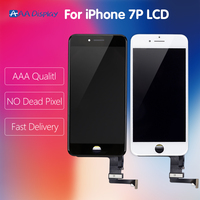 2 PCS LOT 100 Guarantee Grade AAA For IPhone 7 Plus 7P LCD With Touch Screen