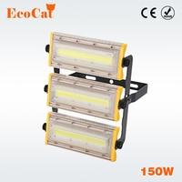 ECO Cat Outdoor Wall Lamp AC85 265V 50W 100W 150W IP65 Waterproof Floodlight Garden Lamp Lighting