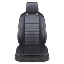 החדש קטן מותניים כרית רכב ירוק עור ללבוש לנשימה ונוח רכב מושב ארבעה כללי