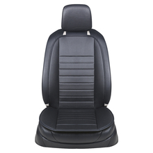 The new small waist cushion car green leather wear breathable and comfortable car seat four general