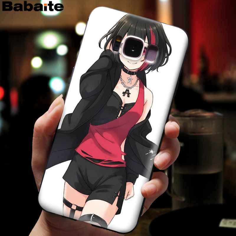 Babaite Akame Ga Kill Anime Thiết Kế Mới Lạ Fundas Điện Thoại Ốp Lưng GALAXY S7 Edge S8 Plus S9 Plus S6 s6 Edge