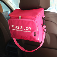 Trip Vehicle Ice Pack Cold Picnic Lunch Storage Bag Cooler Bags Car Seat Pouch Lunch Cool Box Storage Ice Package Long Distance