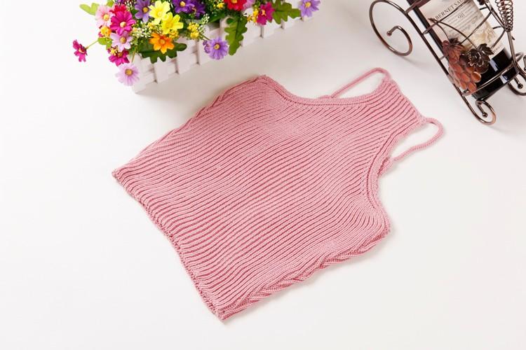 HTB1D8olLFXXXXbiXVXXq6xXFXXXf - FREE SHIPPING Women's Short Cropped Knitted Tank Tops JKP308