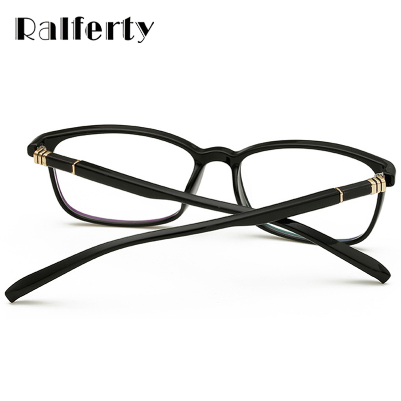 Ralferty TR90 Small Glasses Frame Women Computer Glasses Radiation ...