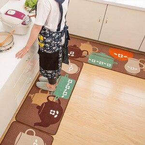 Нескользящий влагопоглощающий коврик, напольный смешной коврик для кухни, ванной комнаты, туалетный коврик, коврик для входной двери