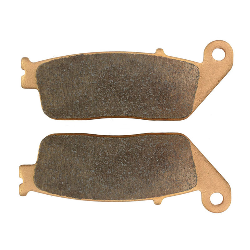 Motorcycle Parts Copper Based Sintered Front Brake Pads For HONDA CB250 CB 250 N/T/W/X/Y/1/4 1992-2005 Motor Brake Disk #FA196 motobike front disks sintered copper fa187 motorcycle brake pads for honda vfr 400 r3k r3l r3m r3n nc30 89 92