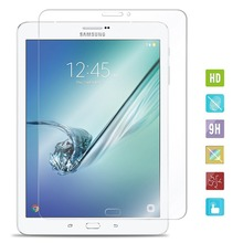 8 Explosion-Proof Tempered Glass For Samsung Galaxy Tab S2 8.0 Screen Protector Tab S2 NOOK 8.0 T710 T713 Clear Tablet PC Film corey sandler samsung galaxy tab s2 nook for dummies