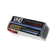 VHO 6 S Lipo 22.2 V 10000 MAh EC5 Baterai Lithium atau T atau XT60 XT90 XT150 atau TRX plug Untuk RC Drone Helicopter Qudcopter Mobil Perahu
