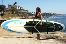 Paddleboard авиакомпании adjustable stand sling sup переноски доски серфинга совета легко