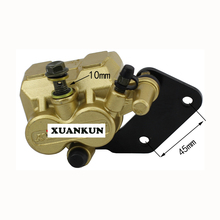 XUANKUN Off – Road Motorcycle Accessories 110CC Rear Brake Pump Rear Disc Brake Upper And Lower Pump Calipers Assembly