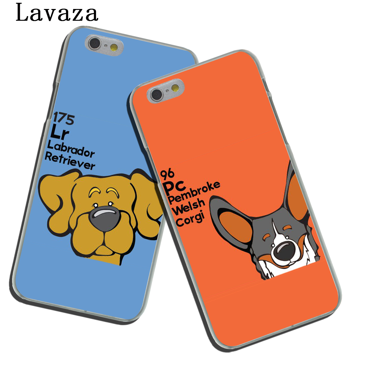 Lavaza periodic table of ele ments dog hard coque phone shell case lavaza periodic table of ele ments dog hard coque phone shell case for apple iphone x 8 7 6 6s plus 5 5s se 5c 4 4s 10 cover in half wrapped case from urtaz Gallery