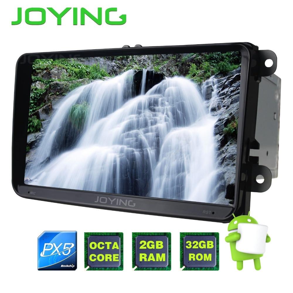 Buy JOYING PX5 Octa 8 Core 9'' Android 8 0 2GB+32GB Car