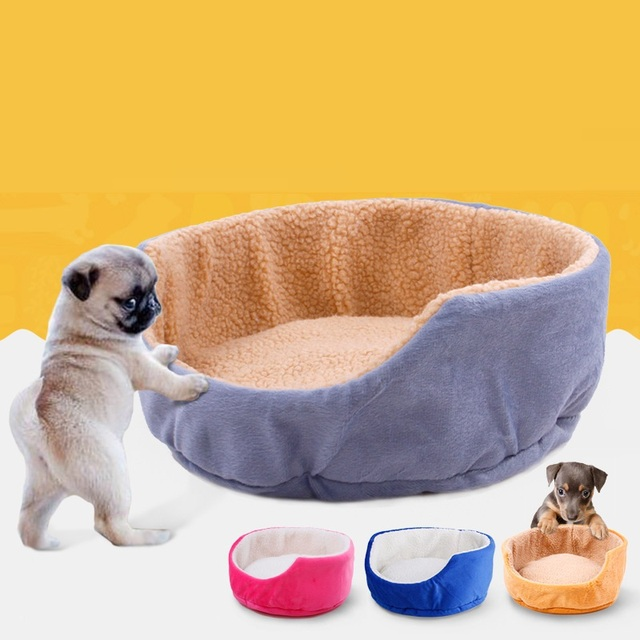 Surprising Cute Soft Plush Dog Bed House For Puppy Pet Supplies Bench For Dogs Beds For Small Dogs Animal Cat House Dog Bed Mat Products In Houses Kennels Frankydiablos Diy Chair Ideas Frankydiabloscom