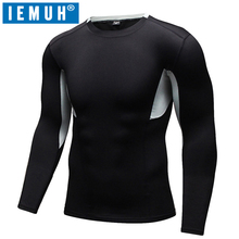 IEMUH Brand Long Johns Autumn Winter Warm Undershirts Long Sleeve Tigh