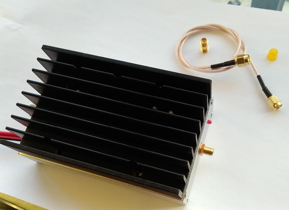 Nouvel amplificateur de puissance RF UHF 400-470 MHz demi-duplex 40 W talkie-walkie Amp DMR DPMR P25Nouvel amplificateur de puissance RF UHF 400-470 MHz demi-duplex 40 W talkie-walkie Amp DMR DPMR P25