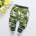 2016 новый Горячий продавать весна военная джунгли камуфляж хлопок детские брюки 0-2 года ребенок мальчик брюки Спортивные брюки