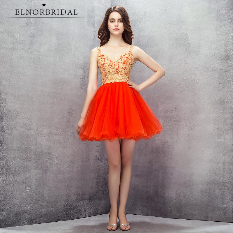 Modest Short   Prom     Dresses   2019 Vestido De Festa Curto Lace Tulle A Line Open Back Formal Evening Party   Dress   Mini