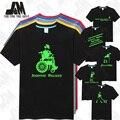 Parodia camiseta diseño creativo JOHNNIE WALKER WHISKY escocés LOGO impresión disfrutar divertido hombres camiseta superior caliente última moda brillante Camiseta