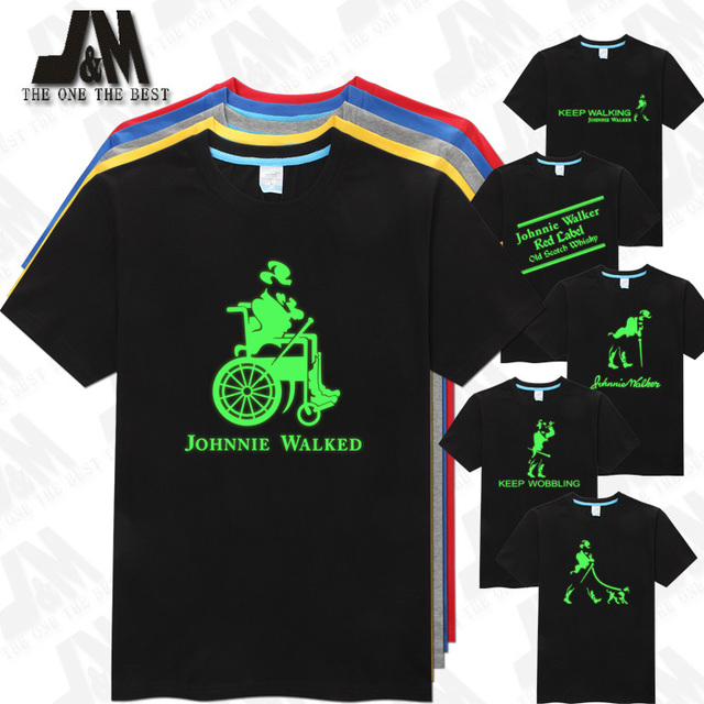 Buy Spoof T Shirt Creative Design Johnnie