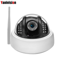 720P 960P 1080P Wifi Ip Audio Camera CCTV Security 2MP Wireless Wire Indoor Ip Camera Build In Microphone SD Card Slot Onvif
