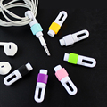 10PCS/LOT Cable Protector Protector Cord/Wire/Cable Protectors/Cover/Wrap/Protective Sleeves For iPhone Free Shipping
