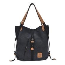 Casual Shopping Canvas Bag