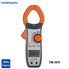Best price TM-3011 Portable Digital ACV, ACA, DCV, Resistance, Frequency, Diode, Continuity Clamp Meter Tester