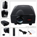 Original 3500 Lumens PODEROSOS SV-100 1080 P 1920x1080 Pixels HD LED projetor de Cinema Em Casa Projetor de Vídeo Game Suporte Full HD sem fio