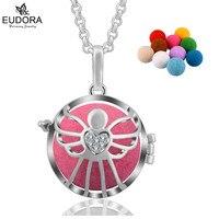 Retail Animal Style Eudora Harmony Ball Aromatherapy Locket Essential Oil Perfume Fragrance Diffuser Cage Pendant Gift