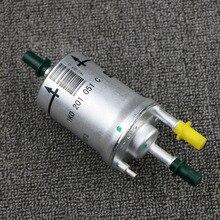 1K0201051K 6.4 6.6 Bar Pressure Regulator Gasoline Fuel Filter For VW Golf MK6 Passat B7 Amarok Beetle For Audi  A1 A3 S3 TT new gasoline fuel filter fuel tank flange with fuel hose for vw faw passat b6 b7 cc magotan 3c0919679a 3c0 919 679a