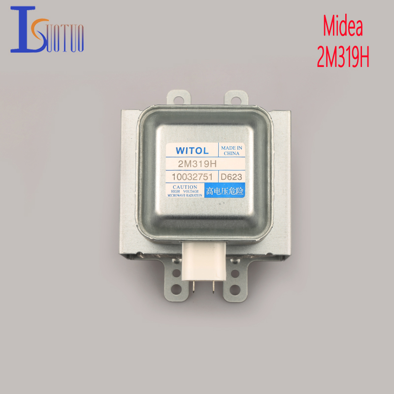 Midea Microwave oven parts original magnetron WITOL 2M319H frequency conversion Magnetron head