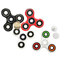 KAWO Tri-Spinner Fidget Spinner Toy Plastic EDC Hand Spinner For Autism and ADHD