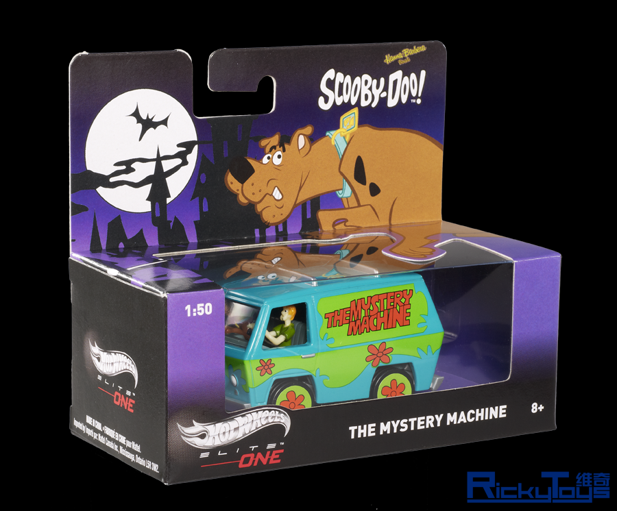 Scooby Doo Special Type Diecast Metal Car Wheels The Mystery Machine Alloy Car Toy Bus Model Boy Toys Kids Gifts 1:50 Models Attractive Appearance