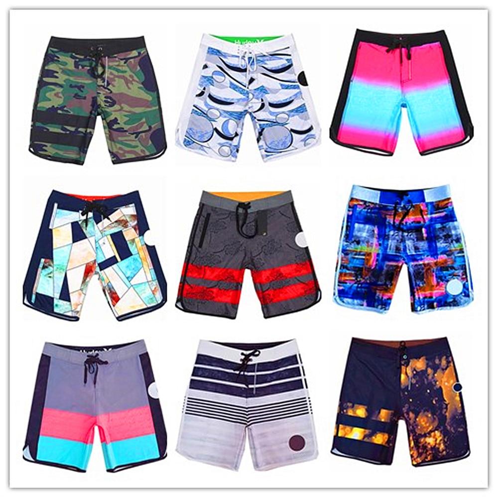 Hawaiian Shorts For Men Styles Beach Shorts Men Mens Beach Trunks Swimwear Man Mid Elstic Waist Solid Breathable Loose Straight Sports & Entertainment