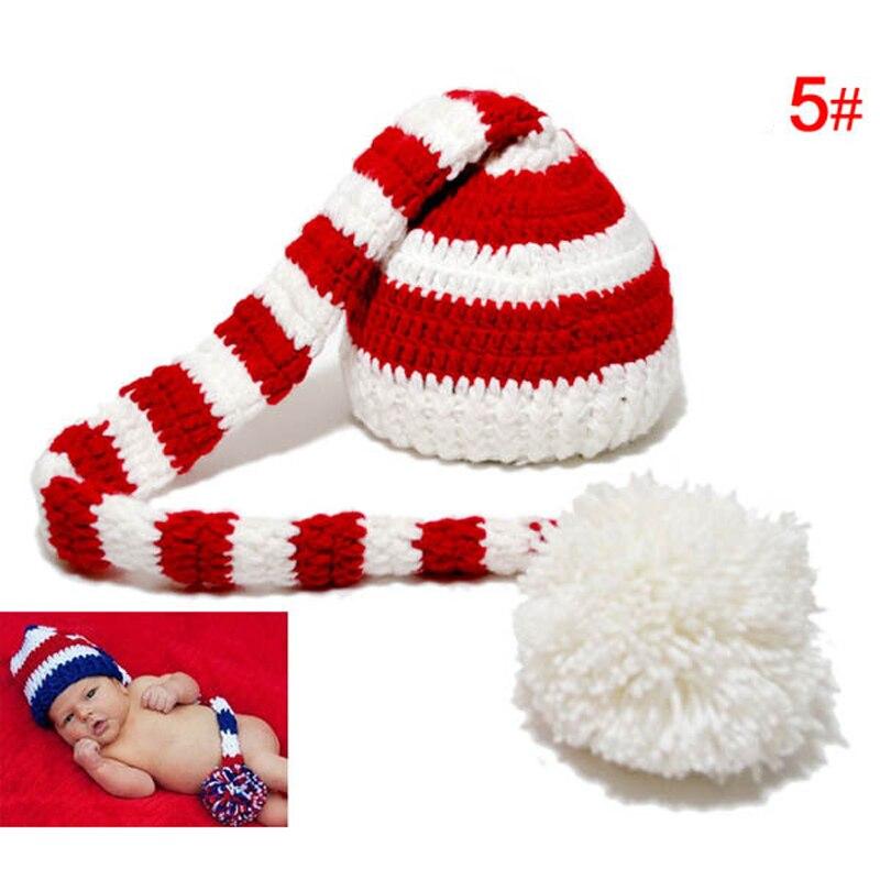 Nuevo! Elf recién nacido sombrero, bebé del duende del duendecillo ...