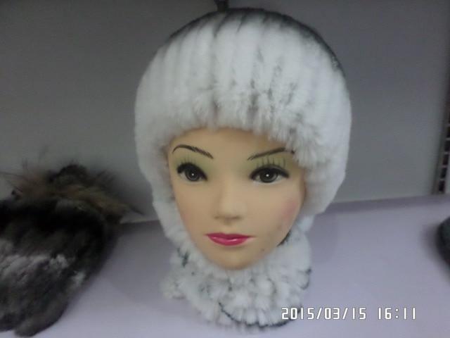 2015 новый старший кролик меховые шапки