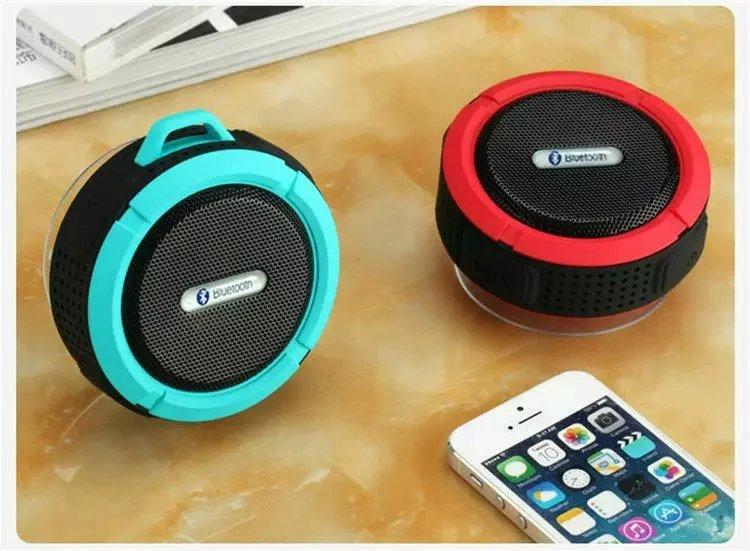 Суға төзімді Bluetooth 3.0 динамиктері - Портативті аудио және бейне - фото 5