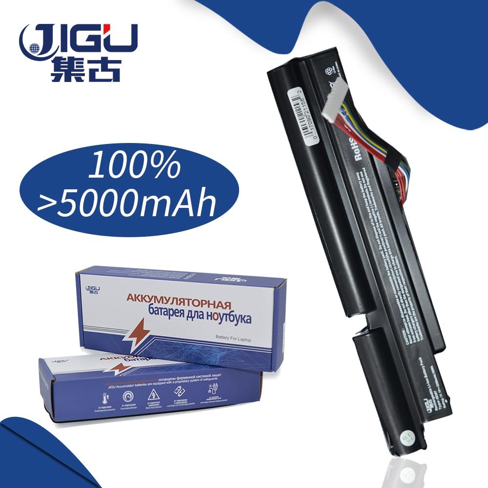 JIGU Nouveau 6 Cellules Batterie D'ordinateur Portable Pour Acer Aspire TimelineX 4830TG 5830 t 3830TG 4830 t 5830TG 3830 t 3INR18 /65-2 AS11A3E AS11A5E