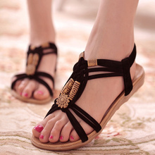 KUIDFAR Women Sandals Fashion Summer Shoes Women Gl