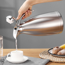 2.0L Coffee Thermos Mug Stainless Steel Teapot Vacuum Flasks Thermo Hot Water Bottle 2000ml stainless steel vacuum jug