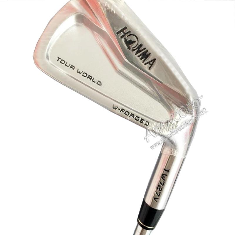 Forró új golfklubok HONMA TW727V Golf vasalók 4-10 Klubok Golf - Golf