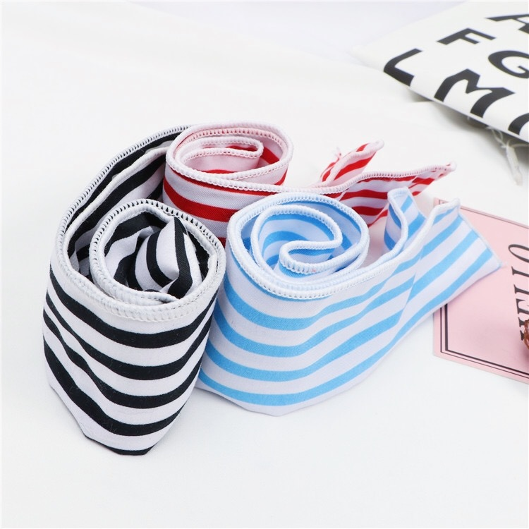 Korean Girls Hair Styling Strip Head Bands Cotton Headband Headwrap For Women Summer Fabric Hairwear Hair Accessories Wholesale in Hair Jewelry from Jewelry Accessories