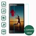 Para lenovo k80m vidrio templado protector de la pantalla 2.5 9 h película protectora de seguridad en k 80 td-lte k80