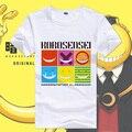 Anime Ansatsu Kyoushitsu Korosensei T-Shirt Assassination Classroom Printed Short Sleeve Tee Shirt Summer Tshirts Free Shipping