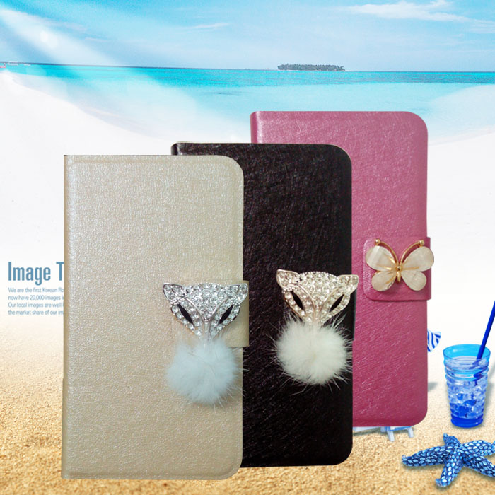 hot Glitter Pu WalletLuxury flip <font><b>phone</b></font> <font><b>case</b></font> cover For Samsung Galaxy Grand Neo <font><b>i9060</b></font> Bling <font><b>Diamond</b></font> holder card socket